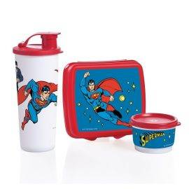 Ensemble à lunch Superman
