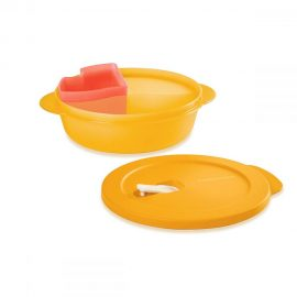 Plat à sections Cristal-Ondes® PLUS pour emporter avec portion froide